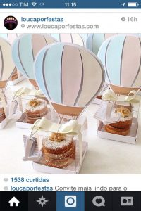 ideas para la mesa de dulces baby shower 2