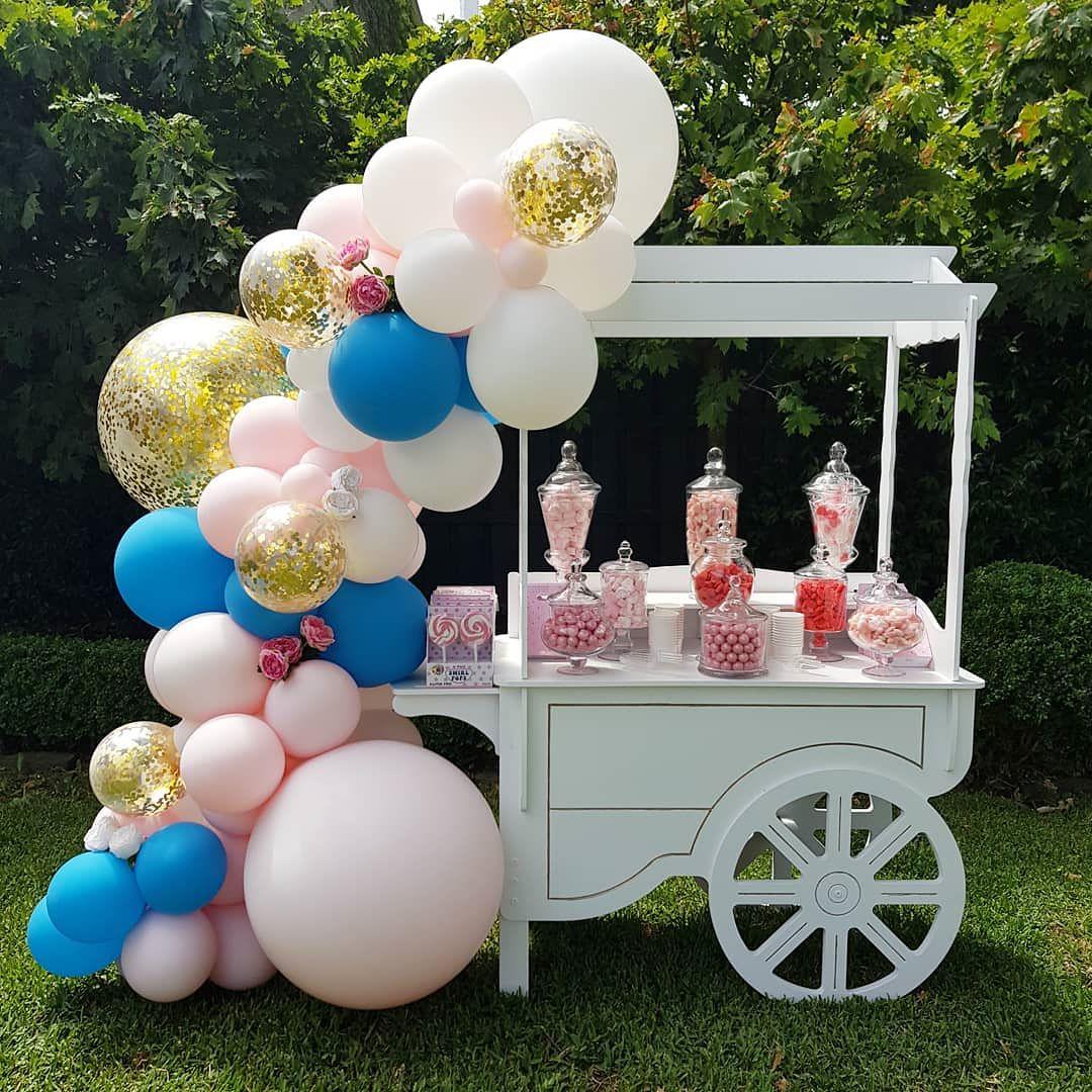 ides para decorar mesa de dulces 2018 2