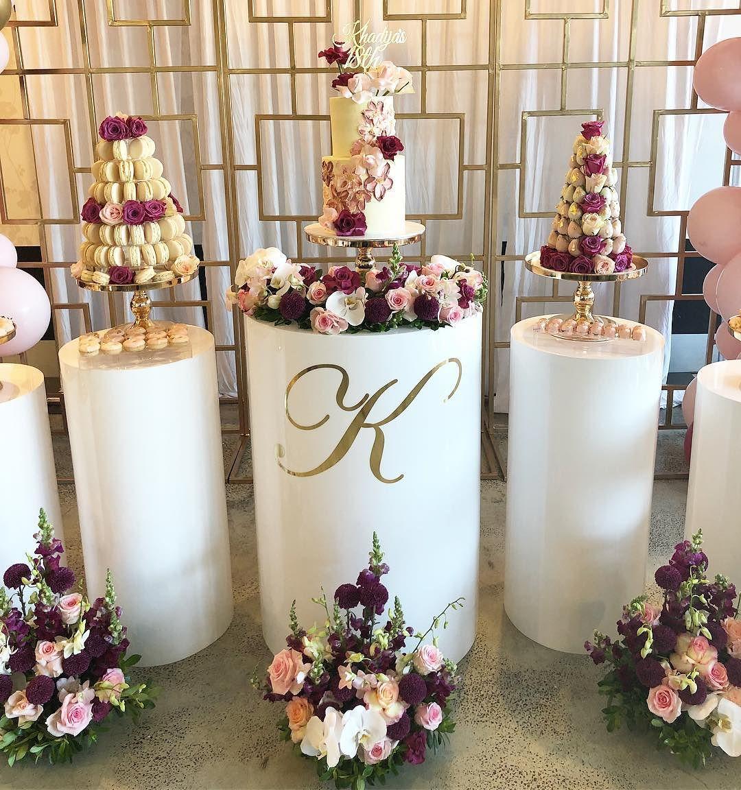 ides para decorar mesa de dulces 2018