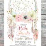 invitaicones por facebook para baby shower