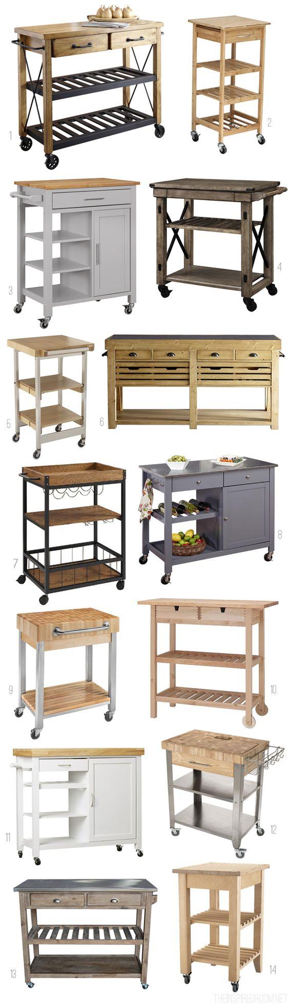 Muebles en cocinas pequeñas