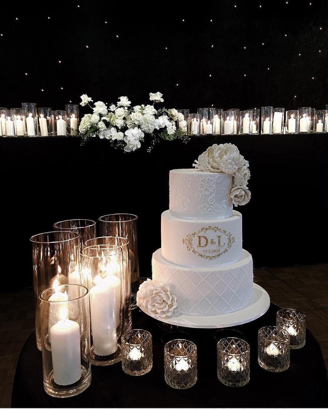 pastel de boda 2019