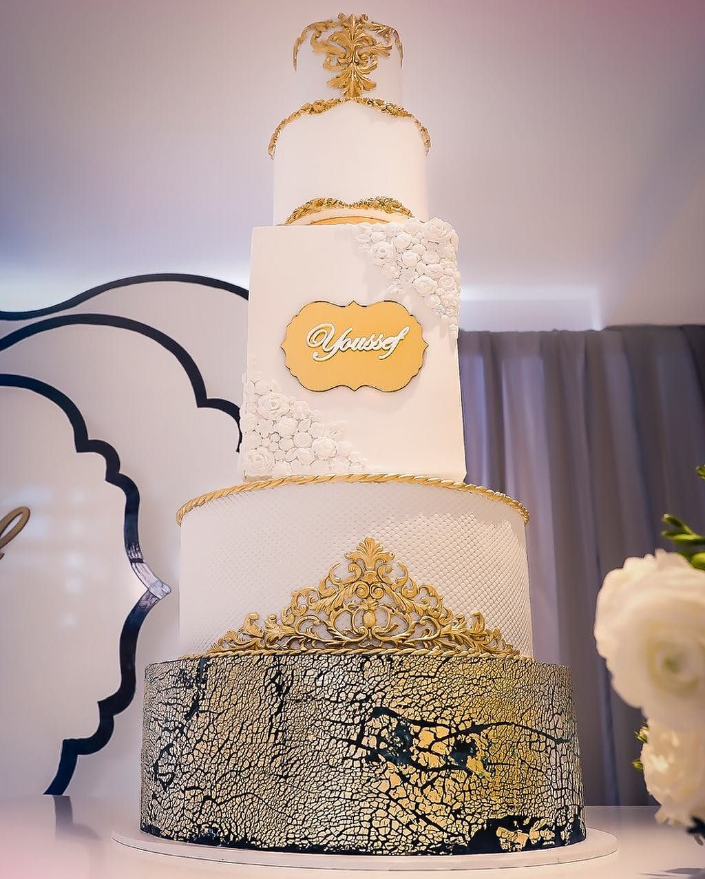 pasteles para boda 2019