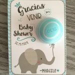 regalos para las invitadas a un baby shower