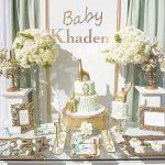 semana 4 elige el tema para el baby shower