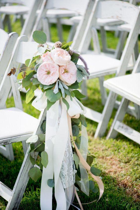 sillas avant para decorar fiestas en jardin