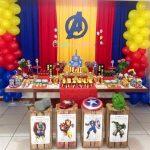 temas para decorar cumpleanos de 9 anos de nino 3