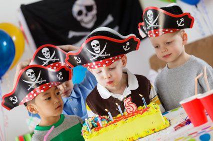 temas para fiestas de cumpleanos segun la edad para nino 5