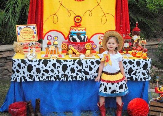 Temas para fiestas infantiles de niña