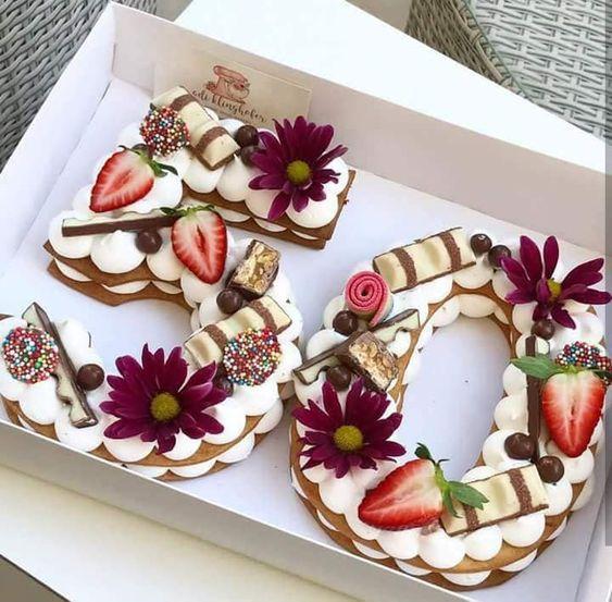 tendencia en pasteles de cumpleanos 2