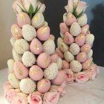 Torres de fresas