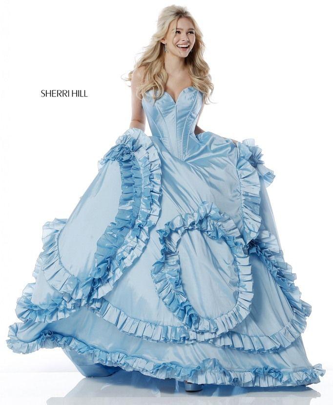 vestido de graduacion corte princesa 2018 (3)