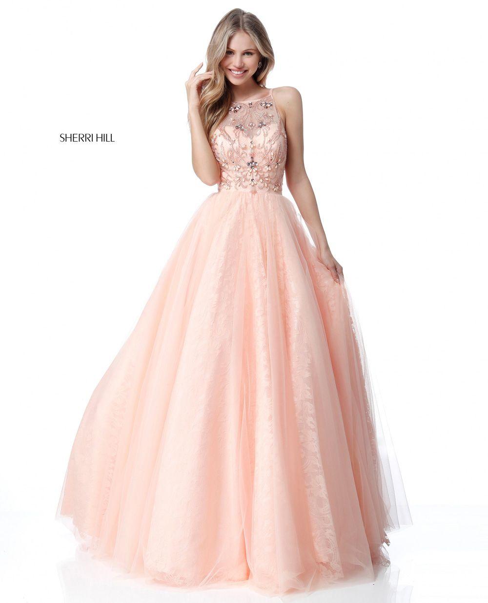 vestido de graduacion corte princesa 2018 (6)