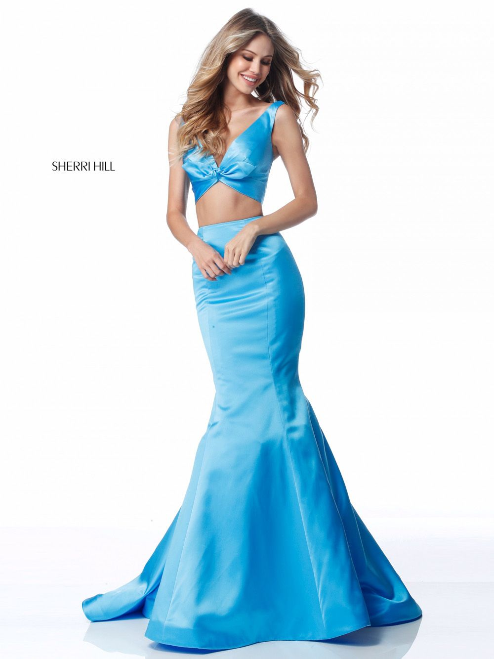 vestido de graduacion corte sirena 2018 3