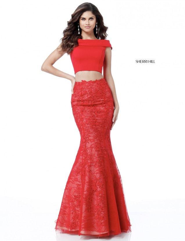 vestido de graduacion corte sirena 2018