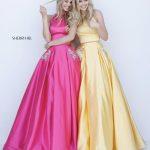 vestidos de graduacion en dos piezas 2018 (4)