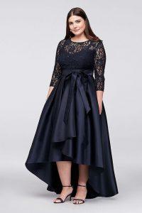 vestidos de graduacion para chicas plus size (1)