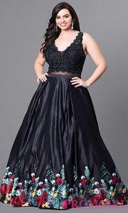 vestidos de graduacion para chicas plus size (2)