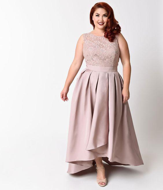 vestidos de graduacion para chicas plus size (34)