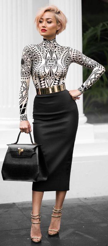 Looks sofisticados para mujeres de 40 años