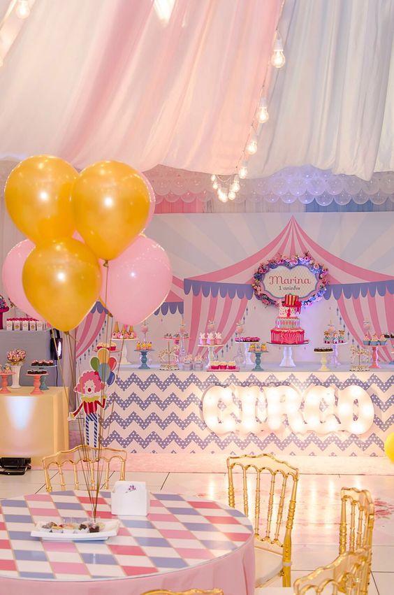 Ideas para fiesta de 5 años para niña | Tendencias en fiestas