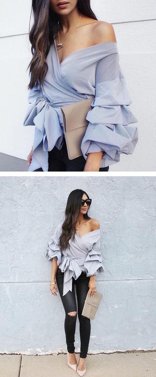 blusas de moda