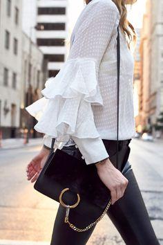 blusas elegantes 2018