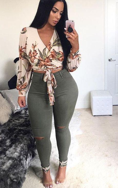 Blusas elegantes para gorditas 2018