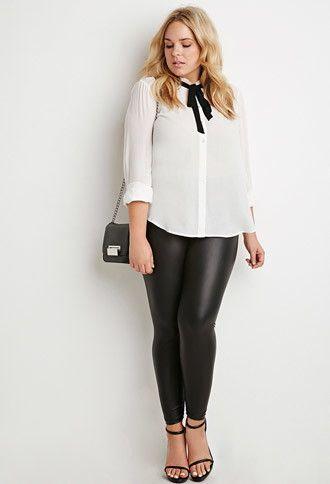 Blusas para gorditas elegantes