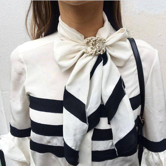 blusas para señoras 2018