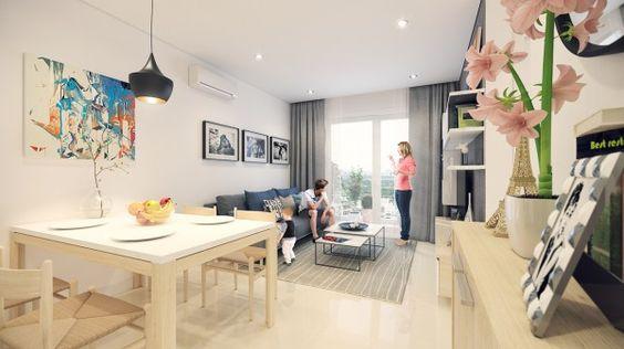 Casas pequeñas interiores
