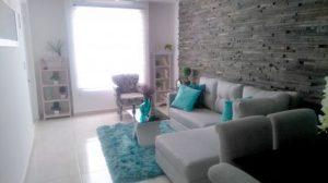 Casas pequeñas modernas interiores