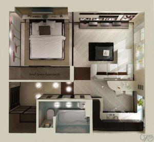 Casas pequeñas planos