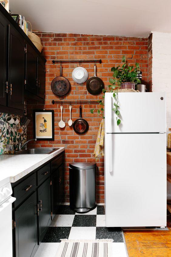 Casas peque as ideas para decorar una casa con poco espacio for Cocinas super pequenas