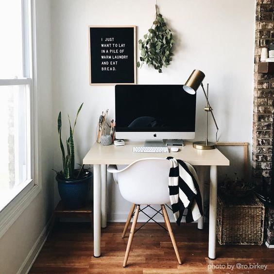 Como ambientar una oficina