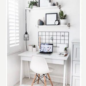Como decorar una oficina pequeña