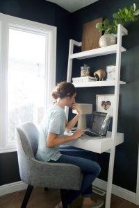 Como hacer una pequeña oficina en casa