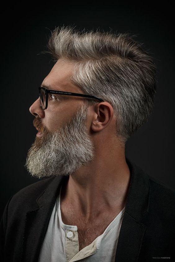 Cortes de pelo para hombres maduros