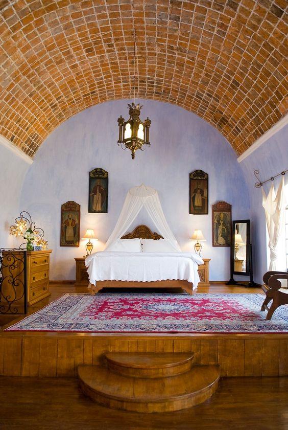 Decoracion de interiores estilo mexicano