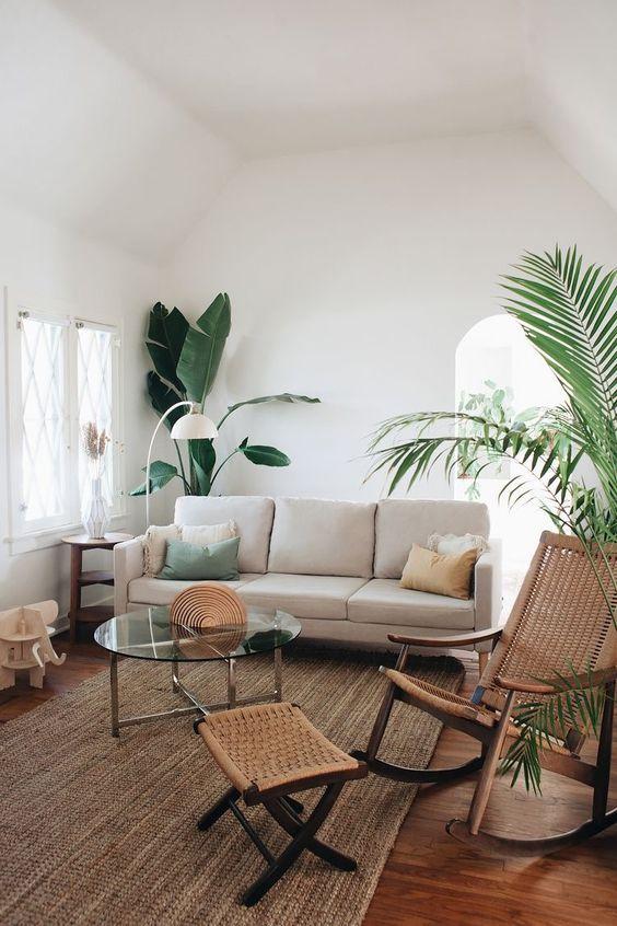 Decoracion de interiores estilo tropical