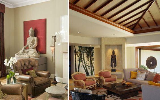 como decorar la casa estilo zen feng shui y m s
