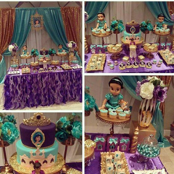 decoracion fiesta niña 3 años