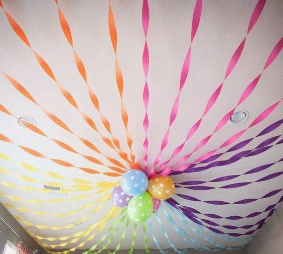 Decoracion para celebrar el dia del niño