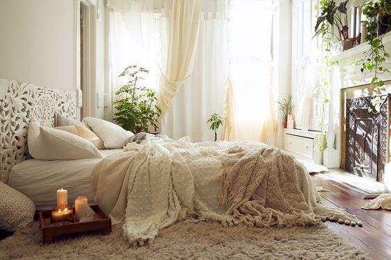 Decoracion zen dormitorio