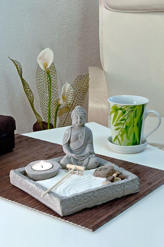 Decoracion zen para interiores