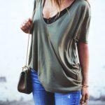 Errores que cometemos al usar blusas holgadas