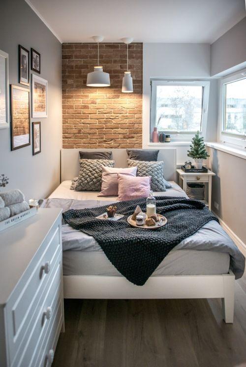 Habitaciones de casas pequeñas