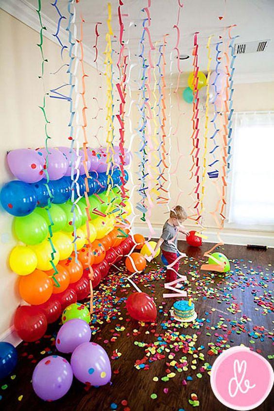 Ideas de decoración para el Día de los Niños