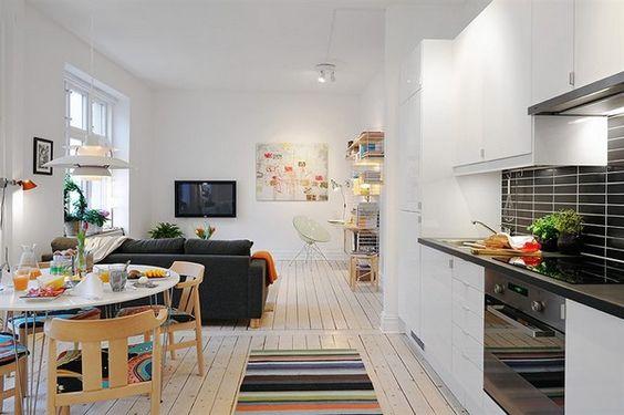 Ideas para decorar apartamentos pequeños
