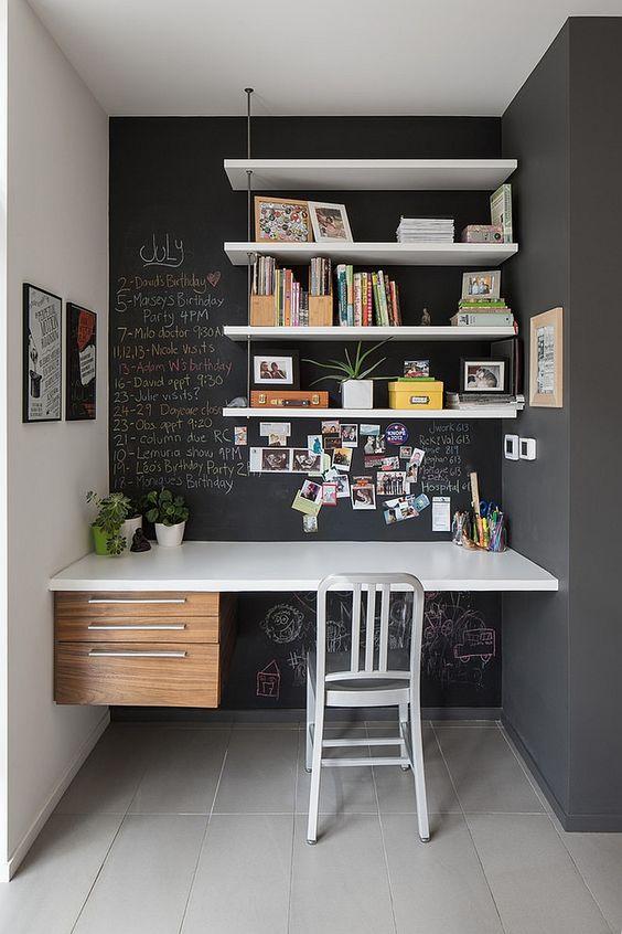 Ideas para decorar tu oficina y estudio en casa